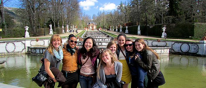 Study Abroad - Spain