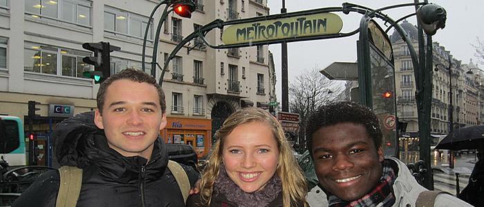 Study Abroad - Paris