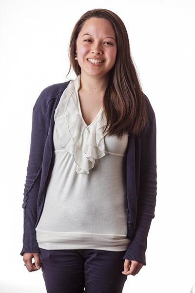 Anna M. Hall '14: The Michele Kelly Memorial Award for Psychology Research.