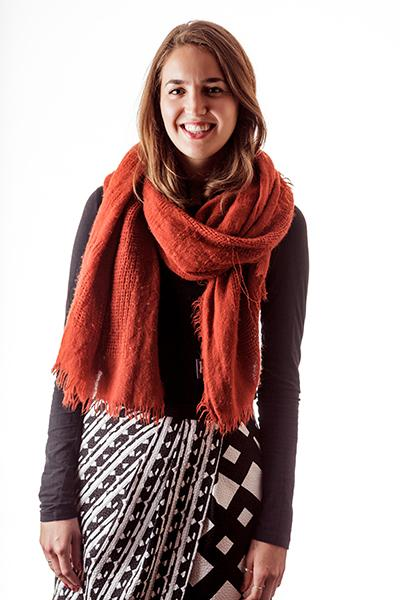 Lea Nakasheva Carey '14: The Marguerita Mergentime Award in Textile Design.