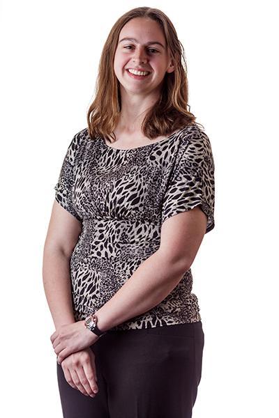 Jennifer Lynne Harfmann '14: The Charlotte W. Fahey Prize in Chemistry.