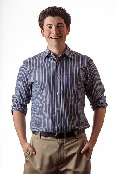 Michael H. Coffel '14: The Krawiec Scholar Award in Psychology.