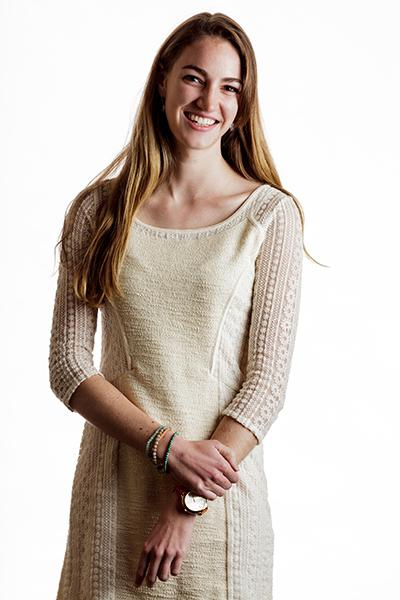 Elizabeth Batts '14: Charles S. and William P. Dake Community Service Award.