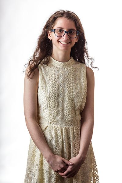 Kimberly Zoe Mazursky '14: The Dorothy Dryfoos Olsan Prize in Jewelry and Metalsmithing.