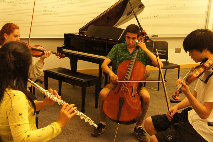 Decoda Summer Music Institute