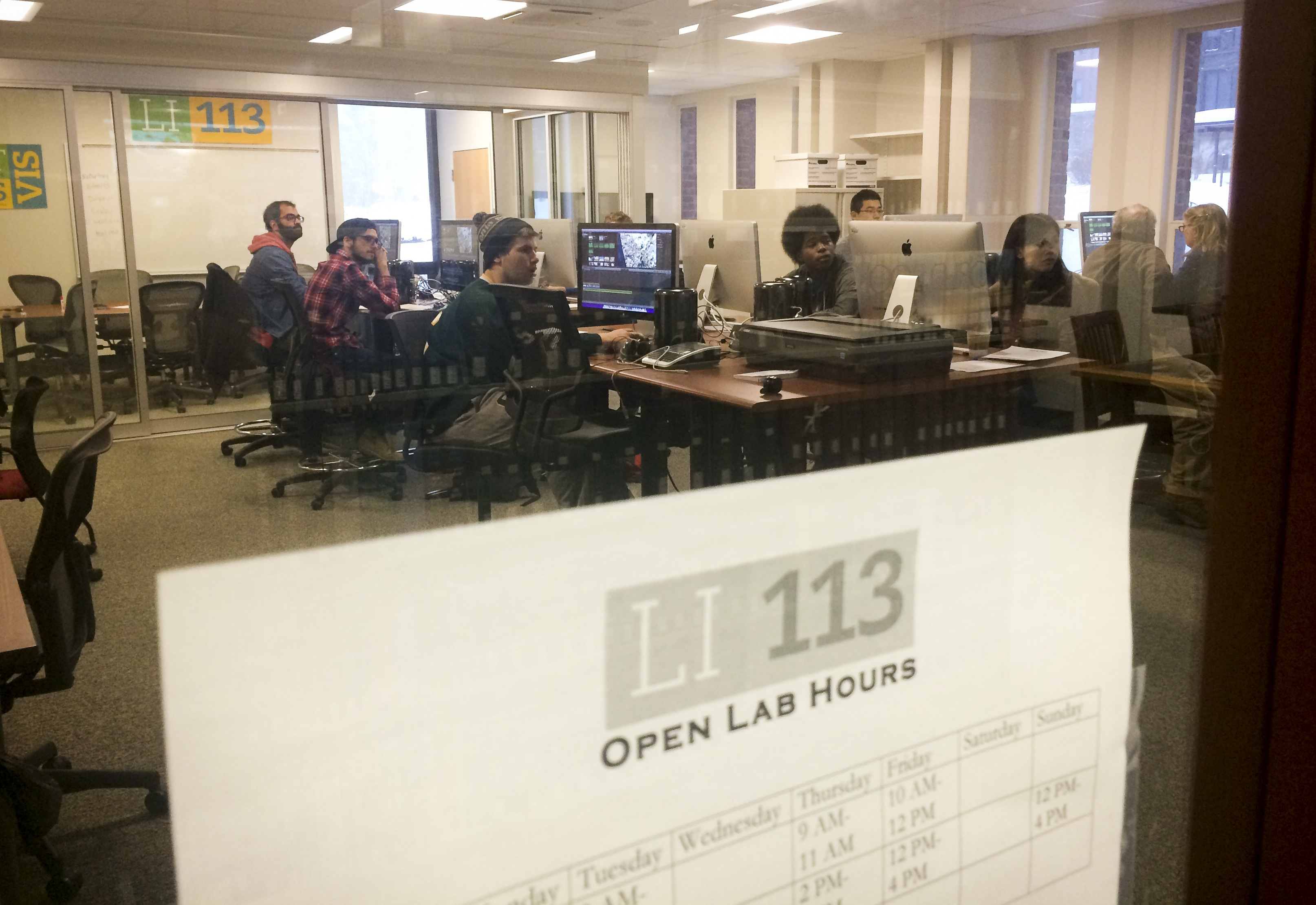 LI 113b Workshop