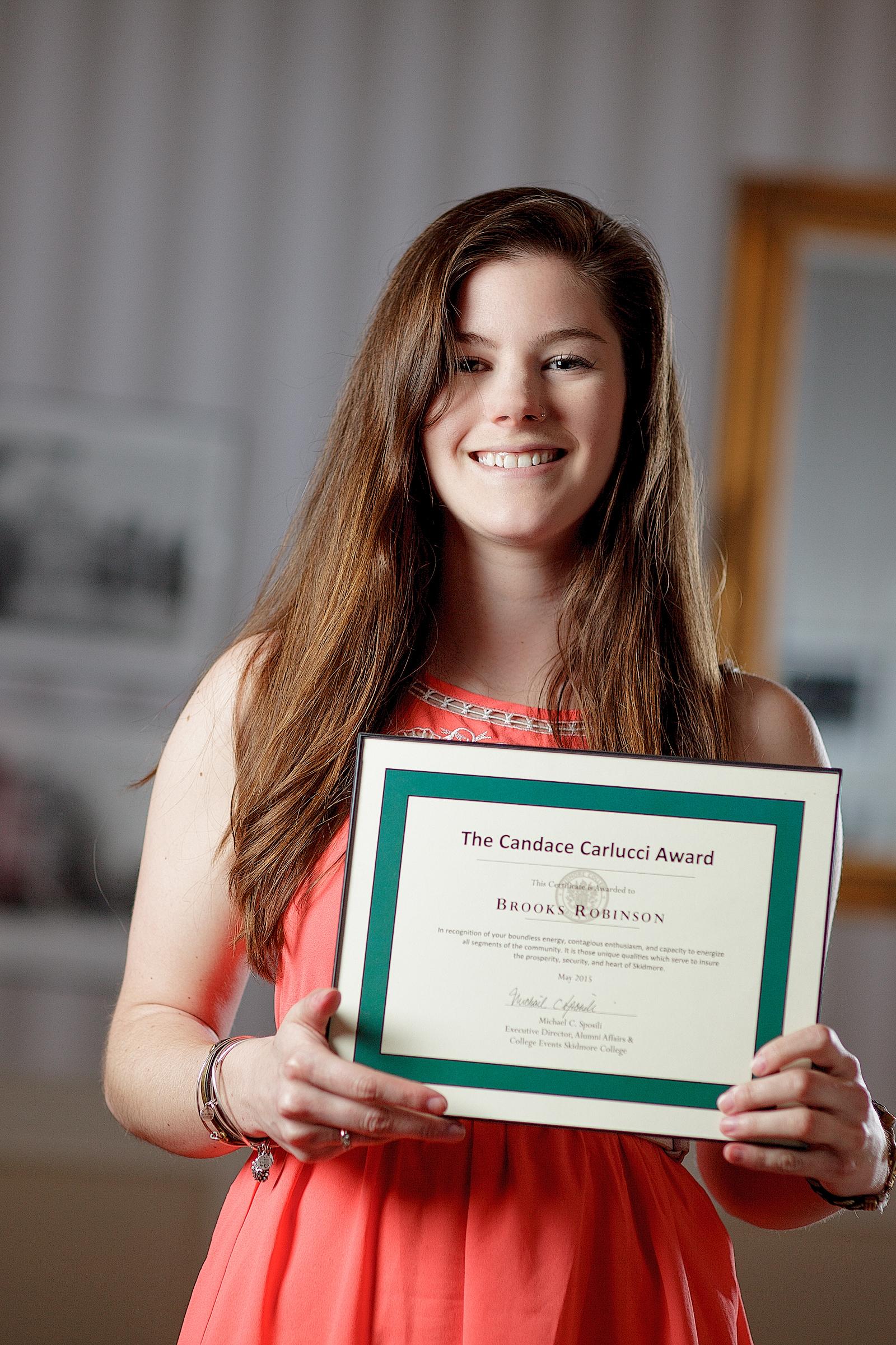 Campus: on Looks Rebecca Skidmore College