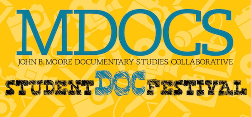 Call for Entries - MDOCS Student Doc Festival
