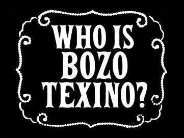 11/3, Who is Bozo Texino?