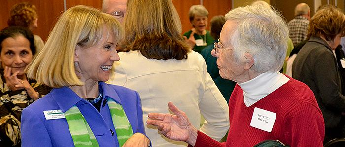 Retiree Luncheon, November 4, 2015 (Photos by Clarissa Sawyer)