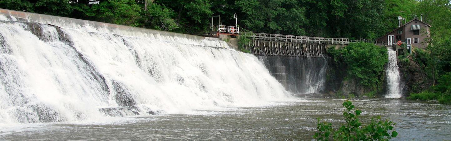 Chittenden Falls
