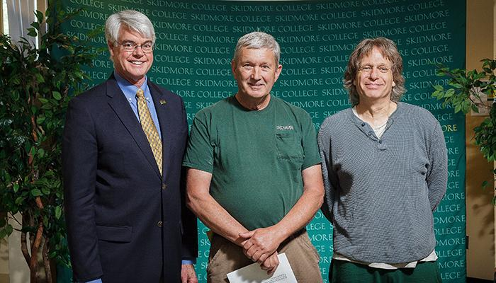 Employees with 35 years of service