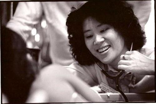 Elizabeth Tong 1973. Advanced Practice Nurse in Pediatric Cardiology.