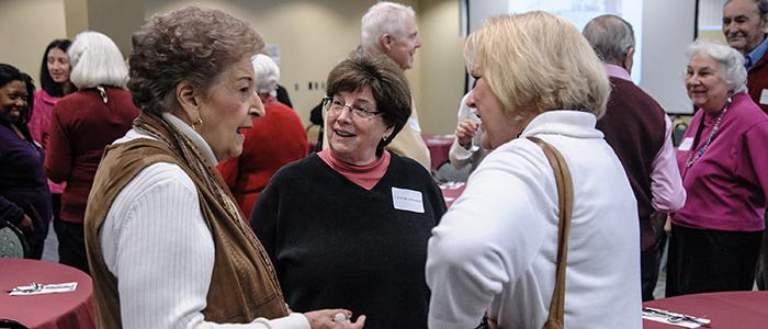 Retiree Luncheon, November 3, 2016 (photo by Eric Jenks '08)