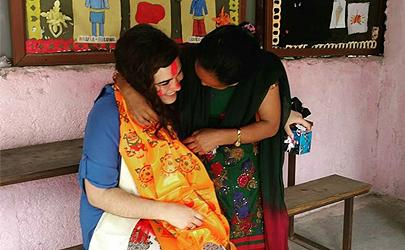 Blair Warren '17:  Women's Empowerment Project in Kathmandu, Nepal