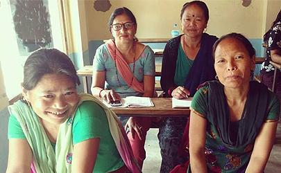 Blair Warren '17:  Women's Empowerment Project in Kathmandu, Nepal