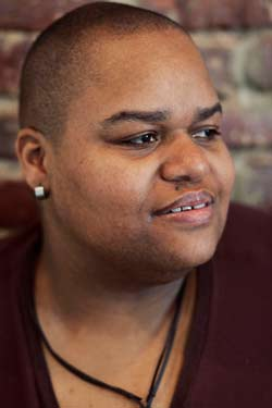 Toshi Reagon photo by Erica Beckman