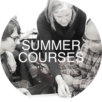 2016 Summer Courses