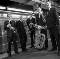 NY Philarmonic Principals Brass Quintent and Brass Ensemble