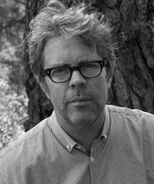 Jonathan Franzen by Shelby Graham
