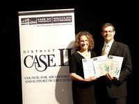 CASE Awards Accolades presentation