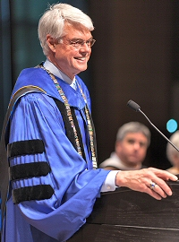 President Glotzbach at Reunion 2013