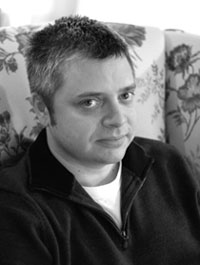 Paul Harding (Bellevue Literary Press photo)