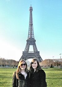 study abroad in Paris