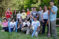Skidmore's Student Conservation Corps