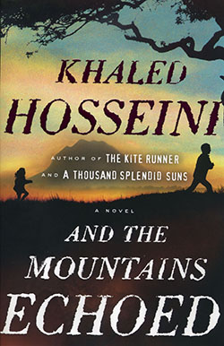 Cover of 'And the Mountains Echoed'