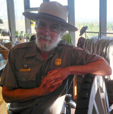 National Park Ranger Joe Craig