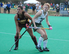 Kelly Blackhurst '14 in NCAA semifinals