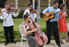 Decoda musicians in Mexico