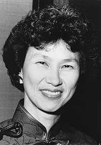 Frances Young Tang