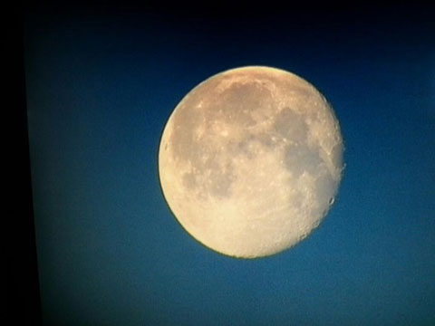 Full July Moon