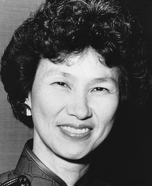 Frances Young Tang '61