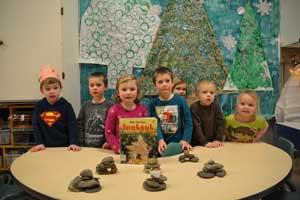 Greenberg preschoolers