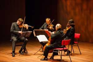 Quatuor Danel string quartet