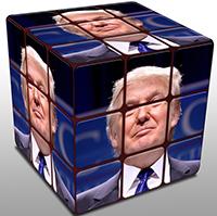 trump cube