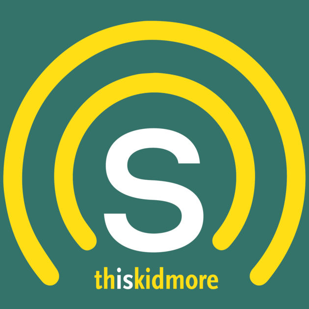 Skidmore College podcast logo