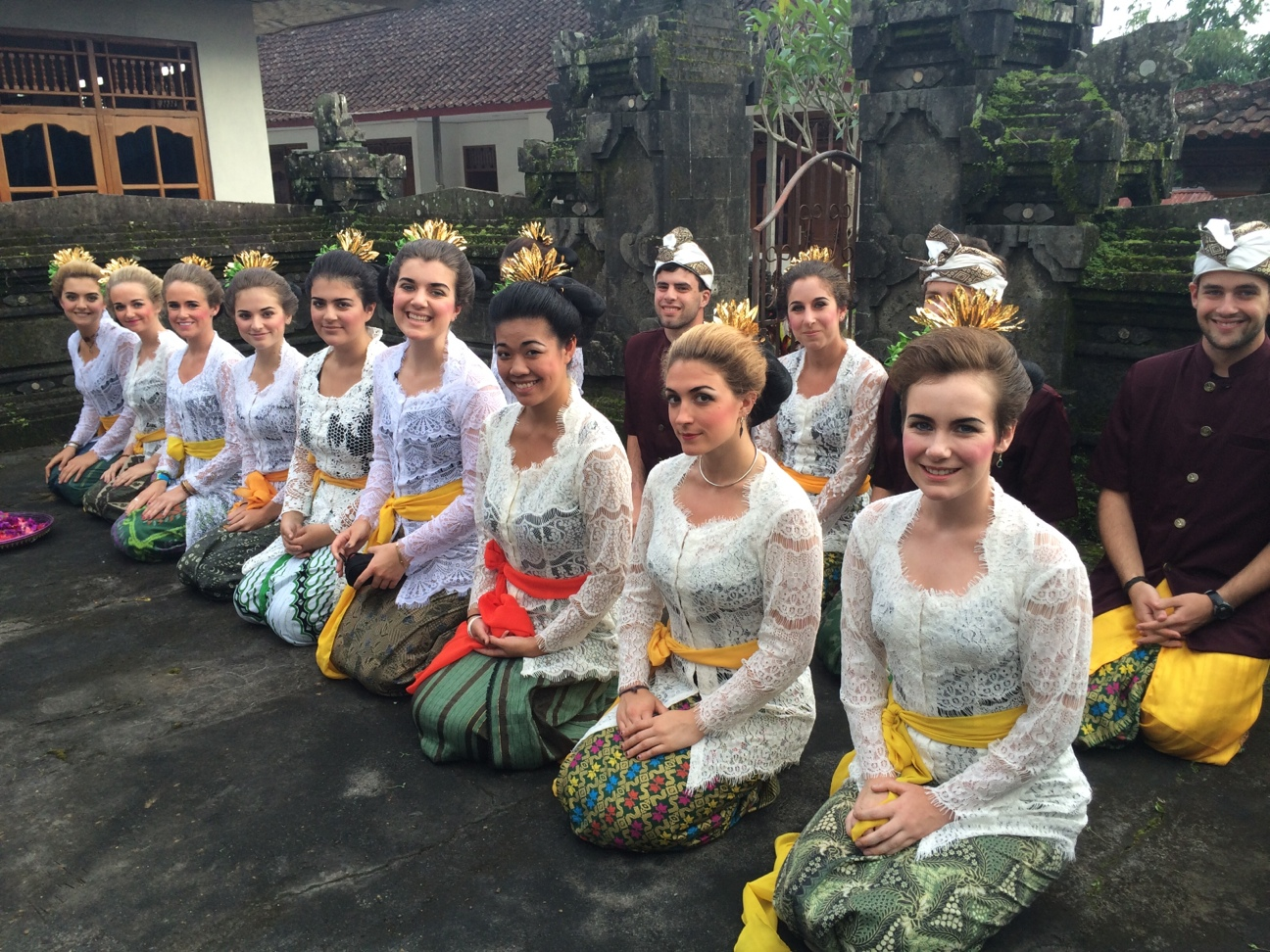 bali travel seminar group 2015