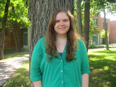Amelia G. -  Newton, MA - High School Senior
