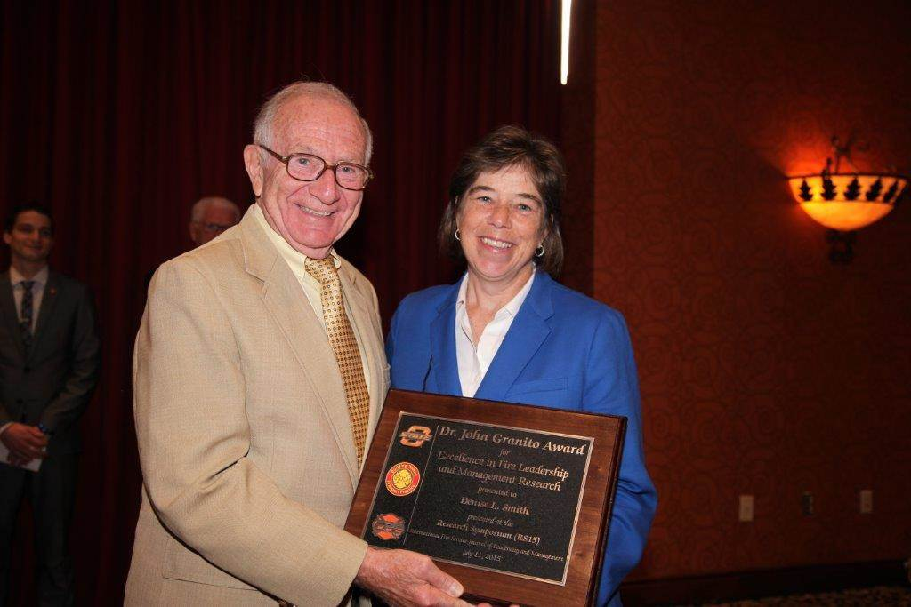 Denise Smith May 2015 award
