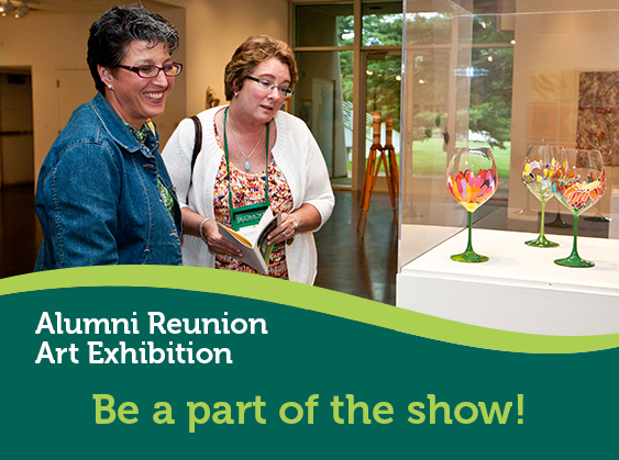 Alumni Reunion Art Exhibition