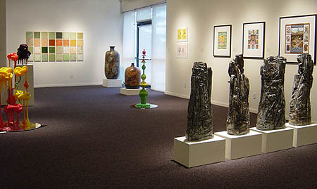 Selected Faculty Exhibition 2004