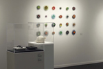 Installation view, Mercurial Objects