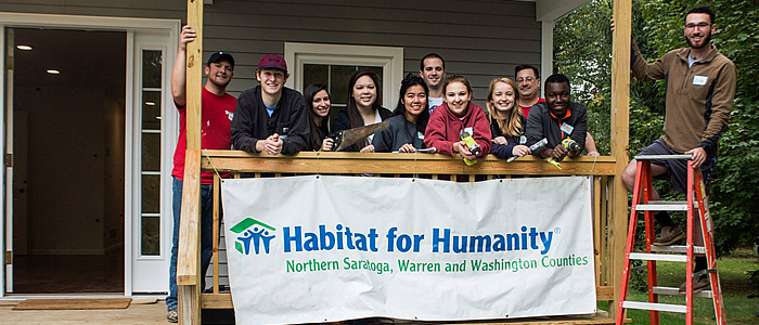 Habitat for Humanity October 2014