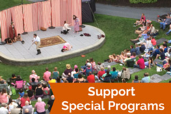 Support Special Programs