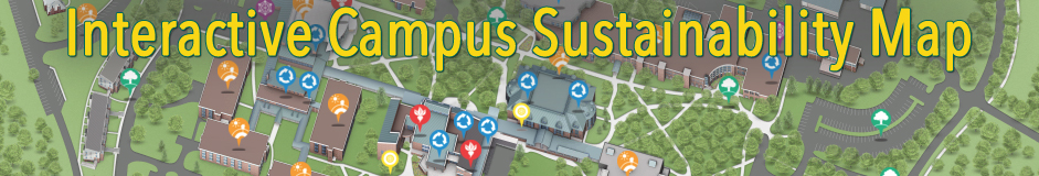 Interactive Campus Sustainability Map