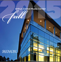 Zankel Fall 2015 Brochure